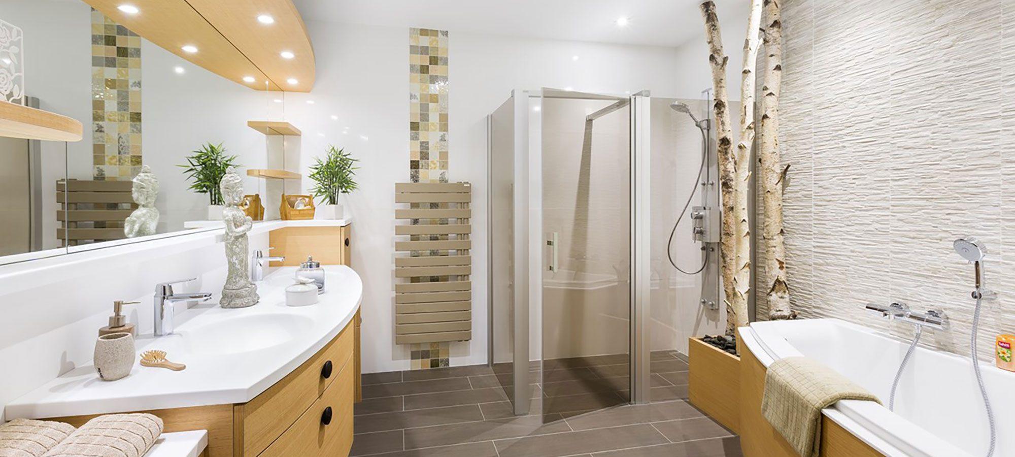 Créations Gravouille - Salle de bains sur mesure dans le 44