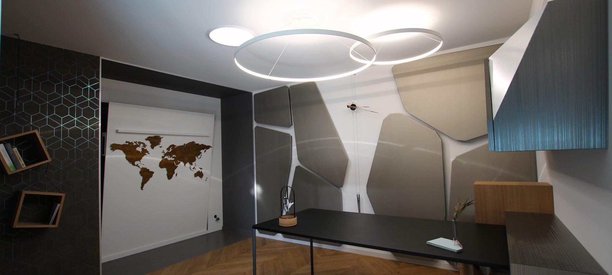 Armoire Sous Pente Sur Mesure créations gravouille - fabrication de bureaux et dressings