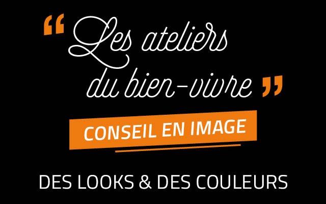 Nouveaux ateliers du bien-vivre spécial «Conseil en image» du 5 au 20 octobre