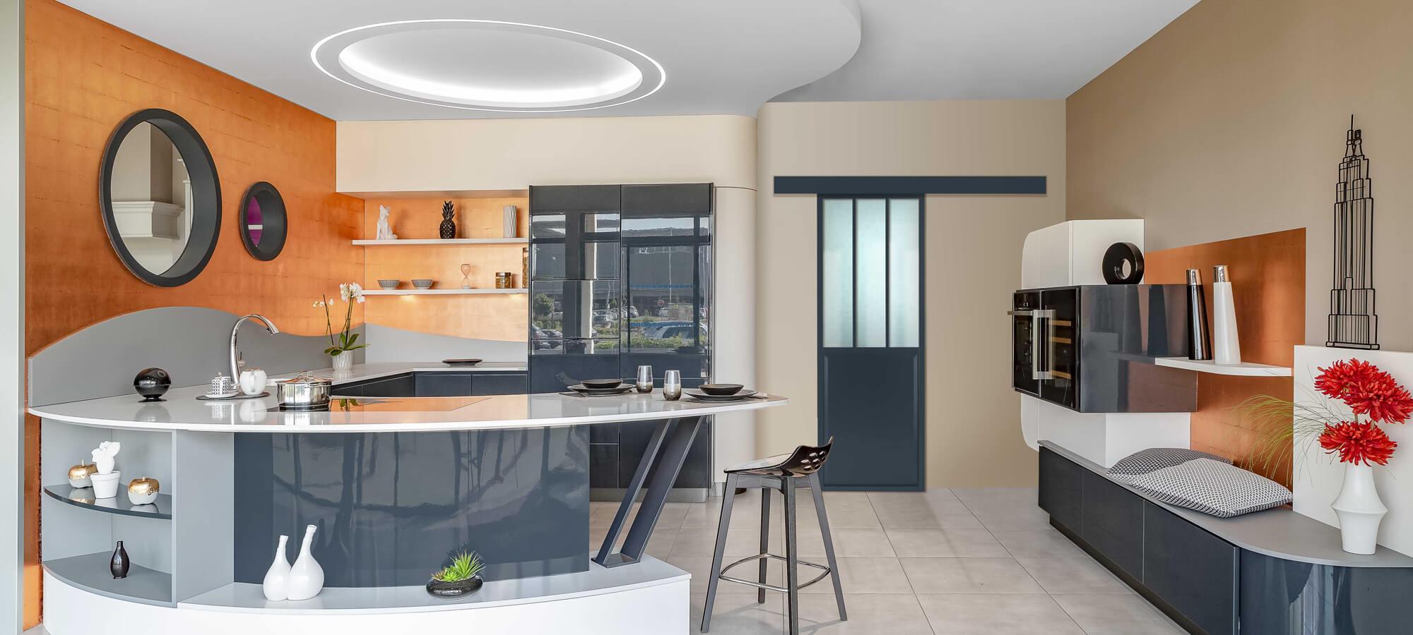 Atelier De La Cuisine Nantes créations gravouille - architecture et aménagement d'intérieur