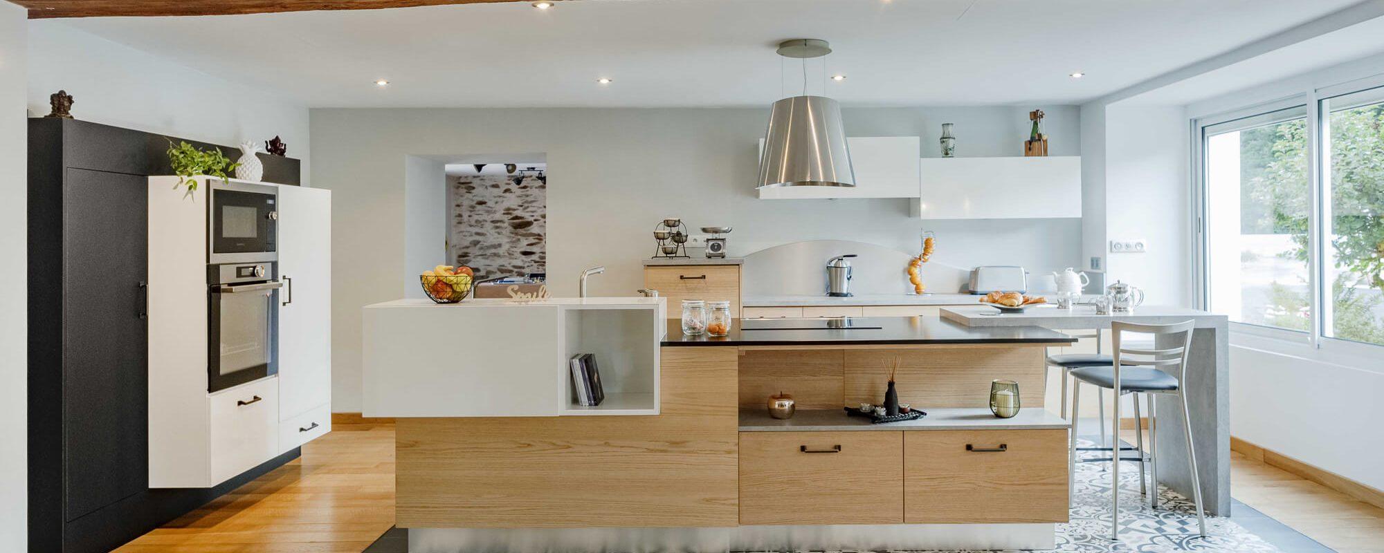 Atelier De La Cuisine Nantes créations gravouille - artisan cuisiniste en pays de loire (44)