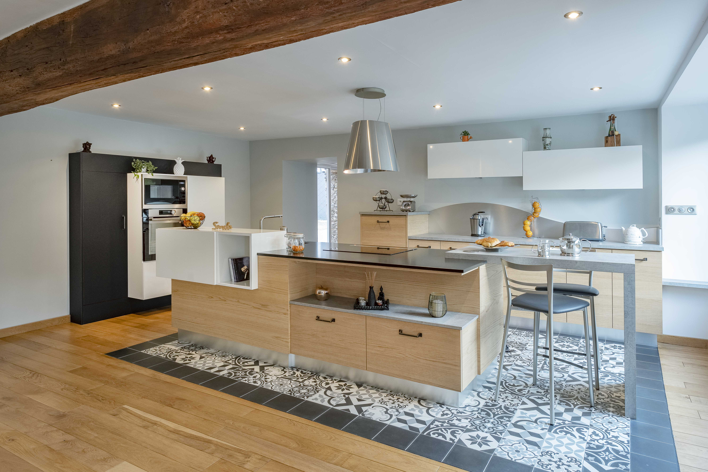 Une cuisine tendance et bien aménagée (44) – Franck