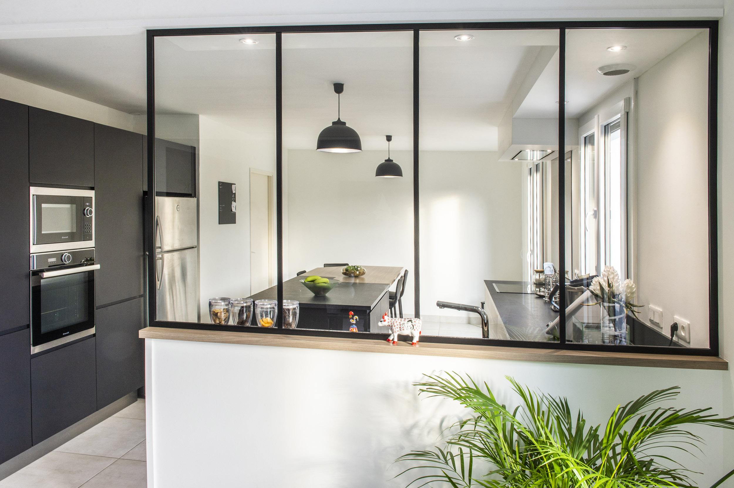 Un espace cuisine entièrement réinventé