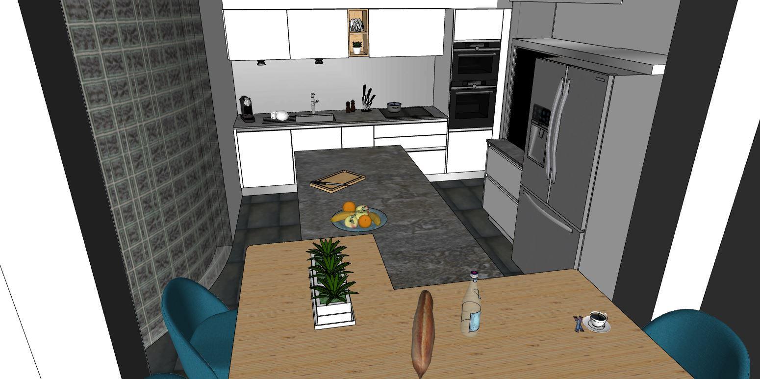 Agrandir sa cuisine sans pousser les murs